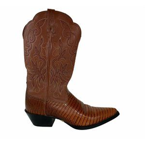 Ariat Bristol Brown Point Toe Boots Womens 8.5